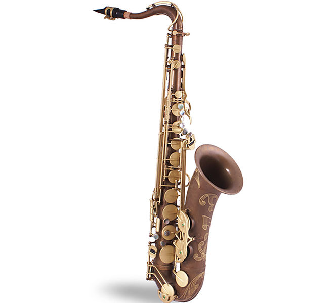 Saxo Tenor System'54 Superior Class R-Series 'Core' Pure Brass Matte Keys