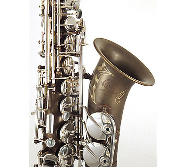 Saxo Alto System'54 Superior Class R-Series Pure Brass Silver Key