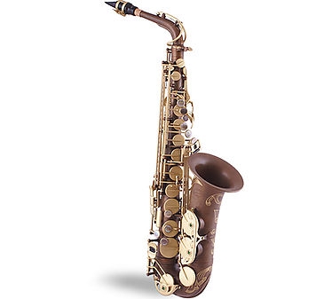 Saxo Alto System'54 Superior Class R-Series Pure Brass Matte Key